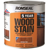 Ronseal  5 Year Woodstain - 250ml