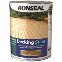 Ronseal  Decking Stain - 5 Litre