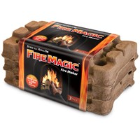Bord na Móna  Fire Magic Fire Lighters - 3 Pack