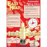 Easi Heat  Automatic Filling Valve