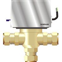 Easi Heat  Motorised 3 Port Mid-position Valve