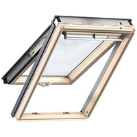 Velux  Double Glazed Top Hung Roof Window Pine - GPL 3050
