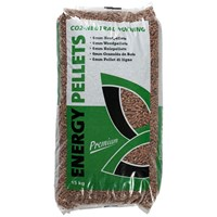 Premium Energy Wood Pellets - 15KG